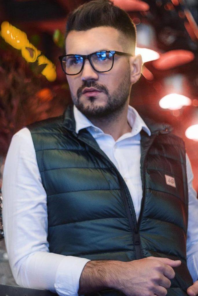 Vesta matlasata barbati Antonio Gatti