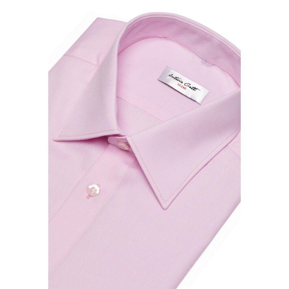 Camasa barbati slim roz
